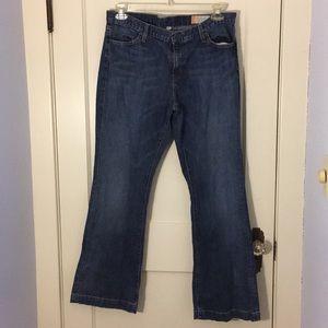 Gap Size 14 Jeans